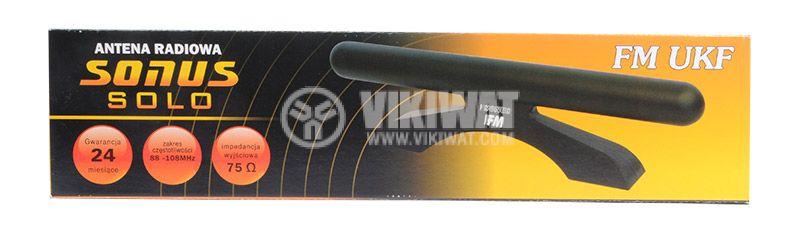 Radio antenna, Sonus, FM UKF - 4