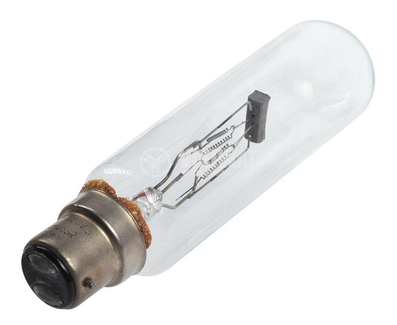 Специална лампа 220V, 300W, P28S, за кино прожектори - 2