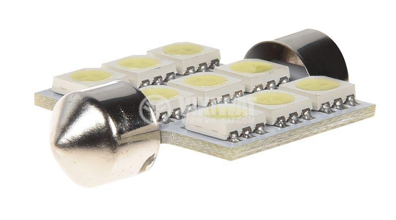 Автомобилна лед лампа 12V - 2