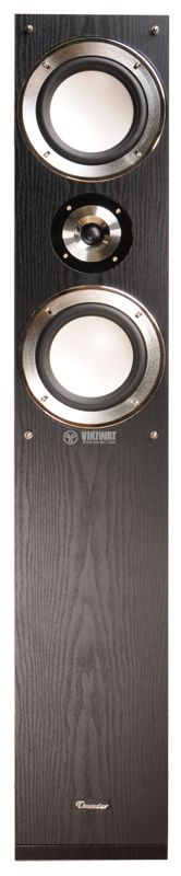 THUNDER THS-8005 pair of home audio bass speakers - 1