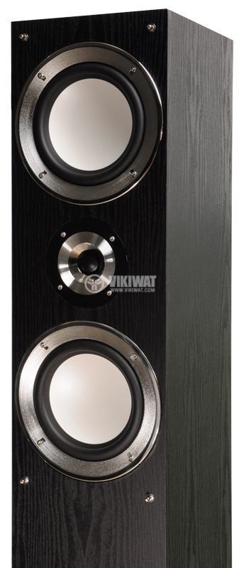 THUNDER THS-8005 pair of home audio bass speakers - 4