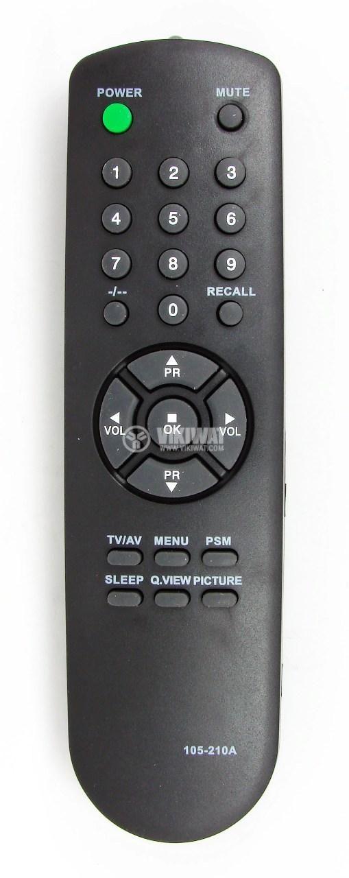 Дистанционно управление LG 105210A