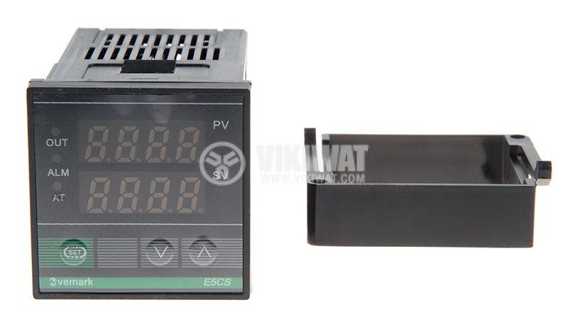 Термоконтролер, E5CS, 220 VAC - 4