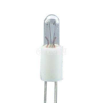 Миниатюрна лампа, 2 V, 2 пина, BI-PIN