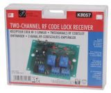 "Dual chanel RF receiver "" KIT-K8057"