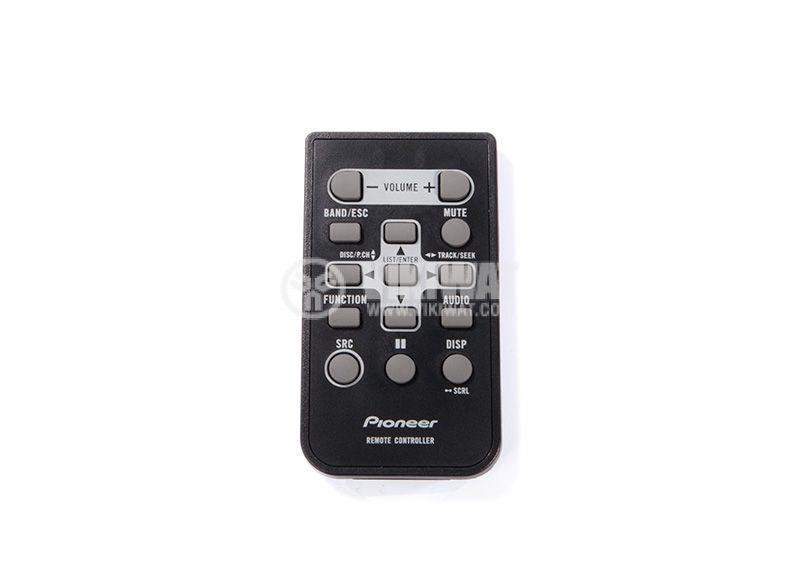 Radio MP3 player car, PIONEER MVH-181UB, 4X50W, USB, Remote control - 7