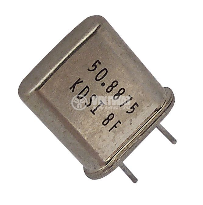 Quartz Resonator METAL 50.8875 MHz
