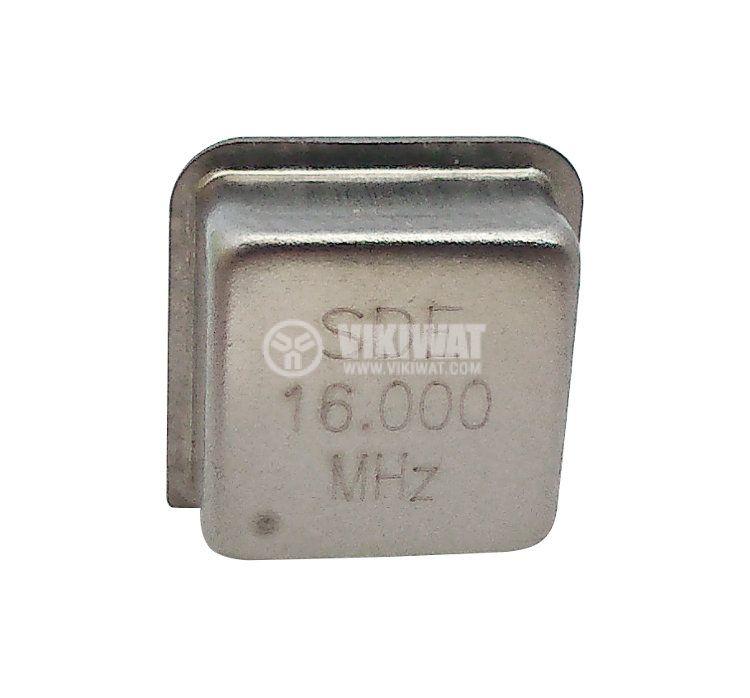 Кварц генератор OSC8-16.000MHz 50PPM 5V - 1