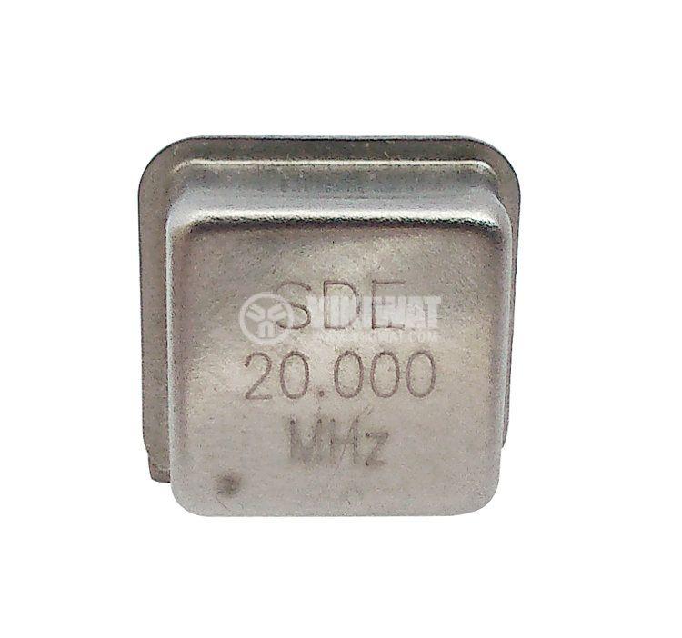 Кварц генератор OSC8-20.000MHz, 50PPM, 5V - 1