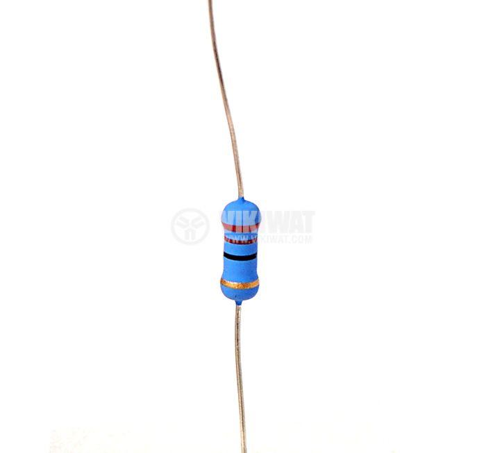 Resistor 22 Ohm, 2W, ±5% Ф4.6x11.5mm
