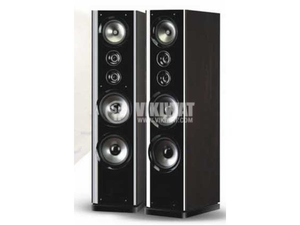 Home surround sound system, T-688E, 160W, 4Ohm, 87dB, wood