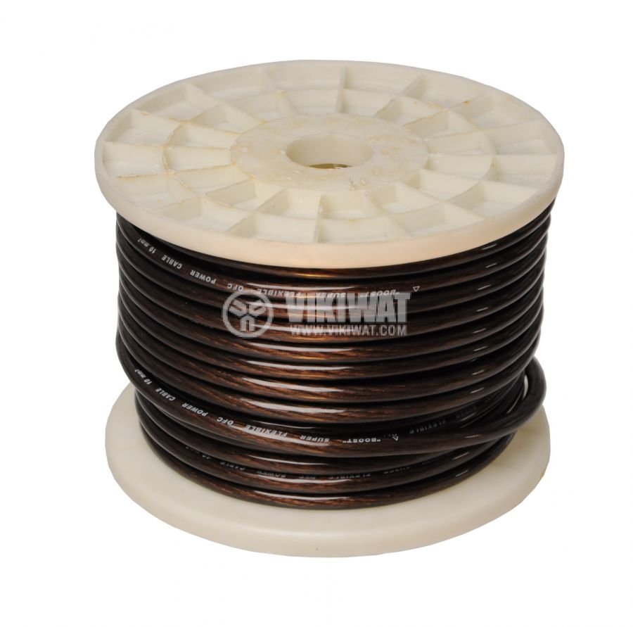 1x10 mm2, Power cable, Cu, OFC