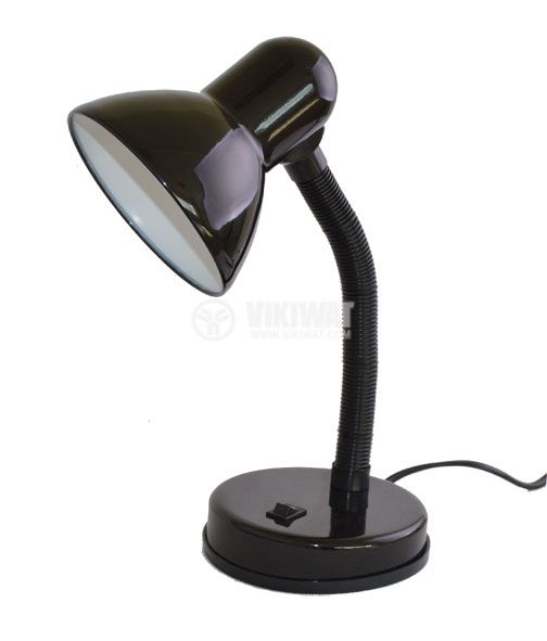 Table lamp, 230VAC, 10W, black