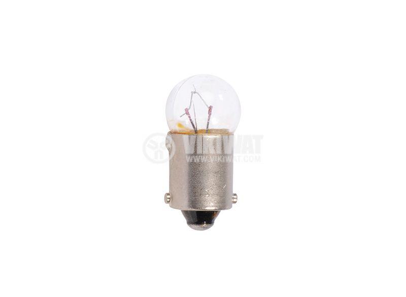 Автомобилна лампа с нажежаема жичка, 24 VDC, 3 W, BA9S