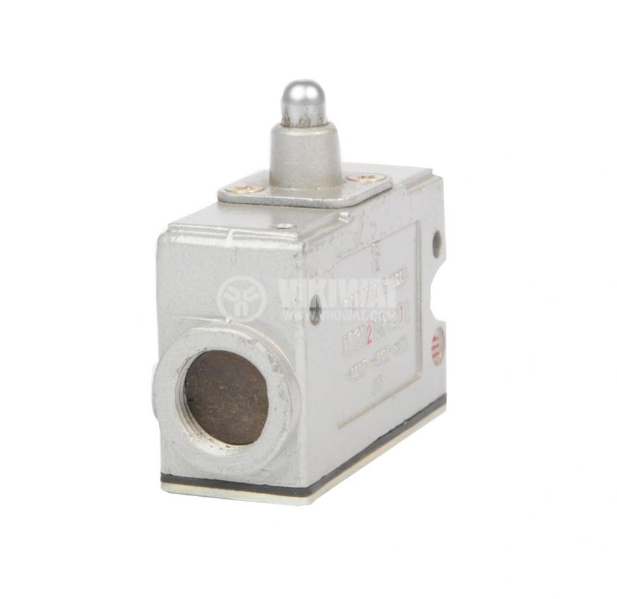 Limit Switch MP1302LU2-11A, 1NO+1NC, 10A/660VAC, plunger - 2