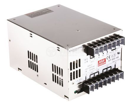 Switch power supply unit SP-500-48, 48 VDC, 10 A, 480 W - 1