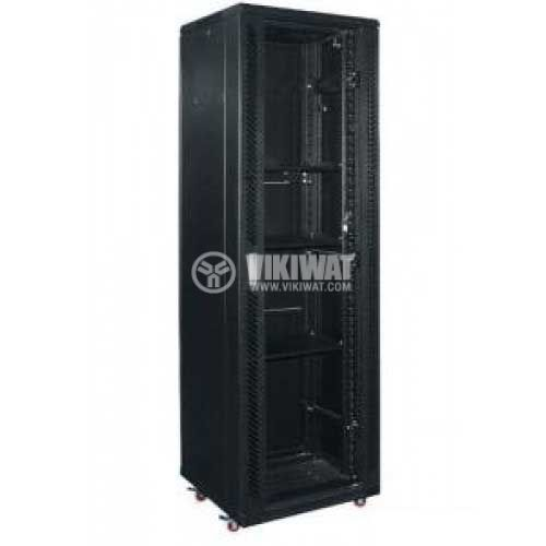 Rack, 19in, 42U, 600x1000mm, standing