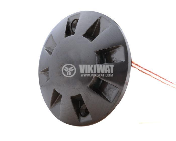 LED подова лампа 1W, 12VAC, зелена, влагозащитена - 1