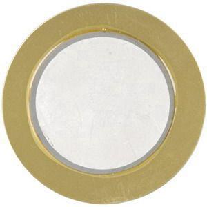 Пиезопластина, FT-41T-1.0A1, 1kHz, Ф41x0.23mm, без генератор - 1