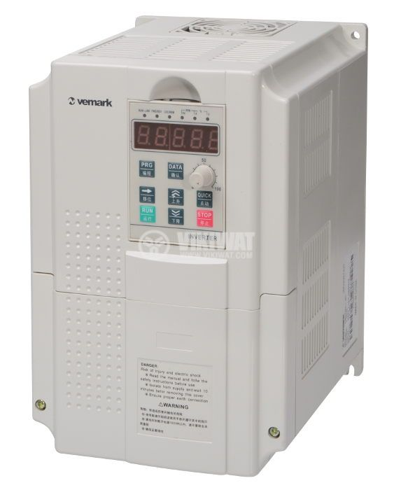 Frequency inverter CB510G-2.2K, 220VAC, three-phase motor control 2.2kW - 1