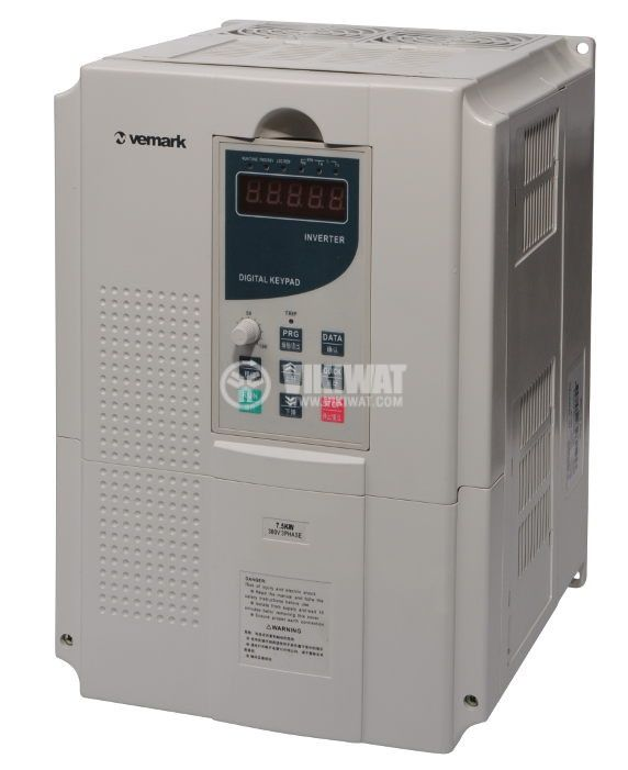Frequency inverter CB540G-7.5K, 380VAC, three-phase motor control 7.5kW - 1