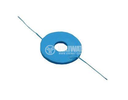 Thermistor, NTC, 1 kOhm, Ф17x2 mm