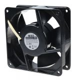 Fan, 220VAC, 120x120x38mm, with bearing, 150m3 / h, BA12 / 2