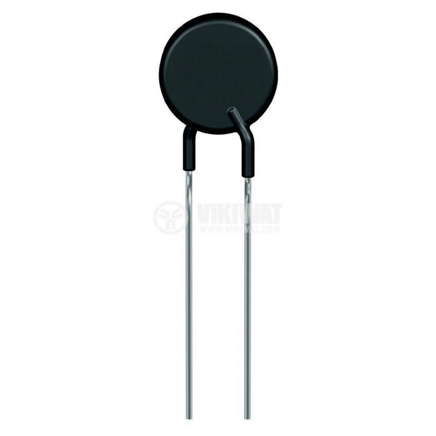 Терморезистор, NTC, 5kOhm, Ф10x3.5 mm