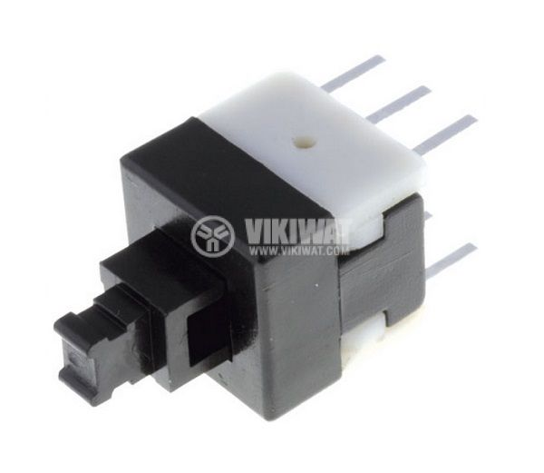 Micro Switch BS-800-N, ON-(ON), DPDT, 0.1A/30VDC - 1