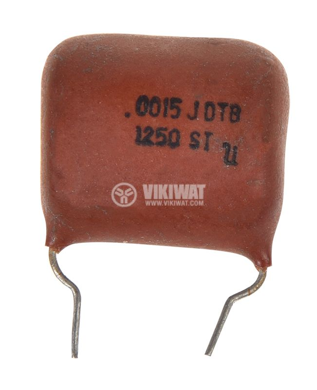 Кондензатор полиестерен  - 1