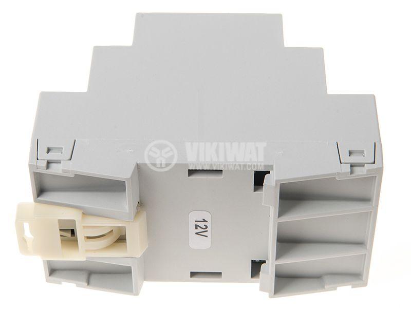Импулсно захранване за DIN шина, 12VDC, 60W, 5A, VS6012M3 - 4