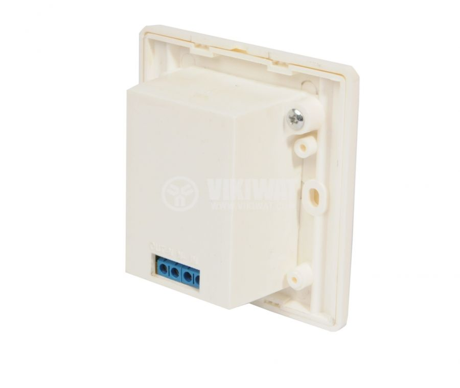 Volume control,  L86-2-10, 10W, in wall mount, white - 2