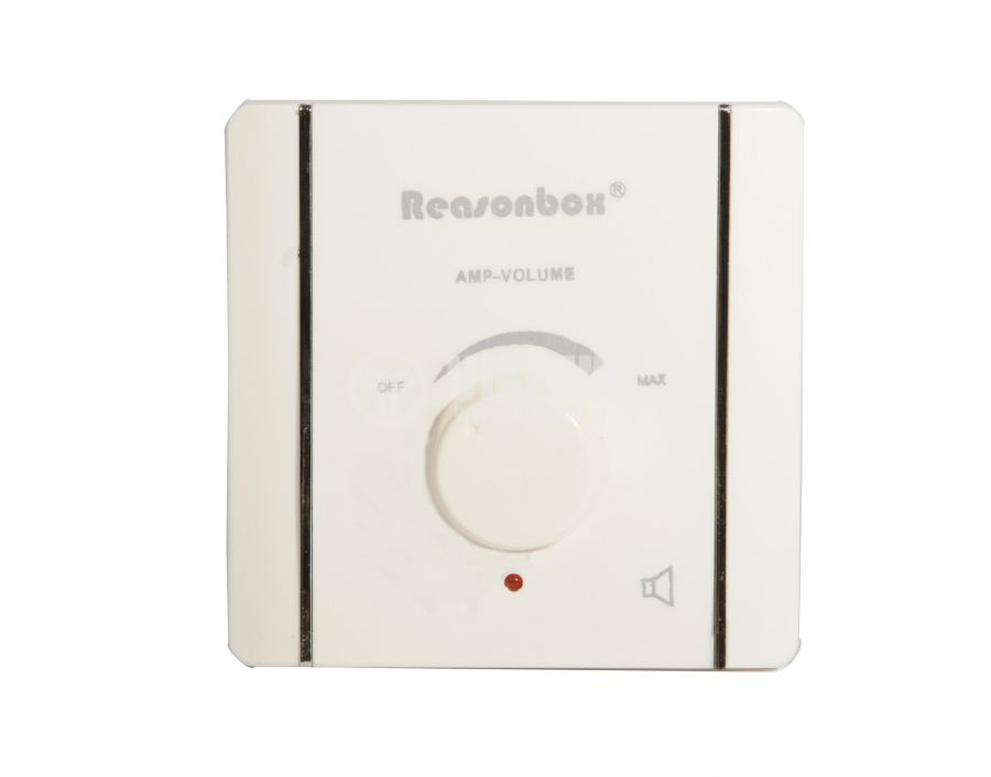 Volume control,  L86-2-30, 30W, in wall mount, white - 1