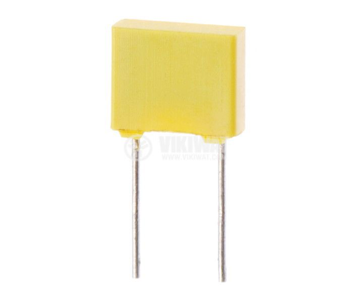 кондензатор,полиестерен