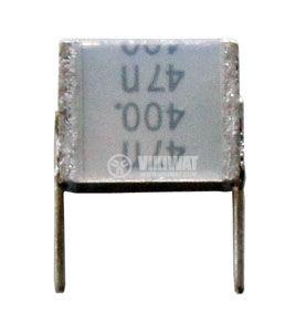 Кондензатор стирофлексен, 47 nF, 400 V