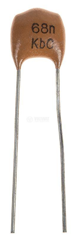 Керамичен кондензатор - 1