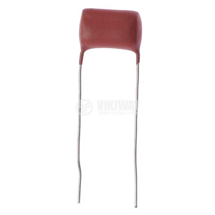 Кондензатор полипропиленов 100nF 250V +/-10%