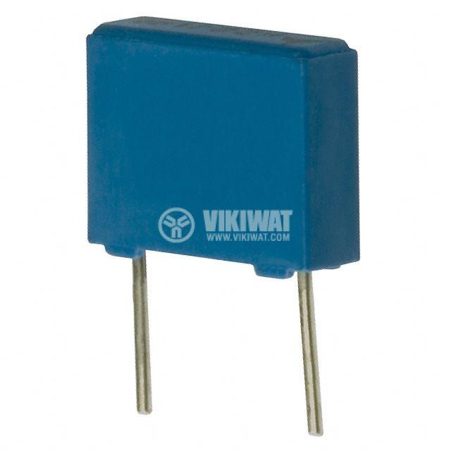 Кондензатор плосък 330MKT-P, 0.22 uF, 250 V, ±20 % - 1