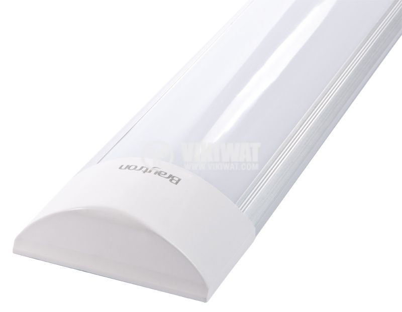 LED wall lamp 36W, 220VAC, 2850lm, 6400K, cold white, 1200mm, BN18-1225 - 3