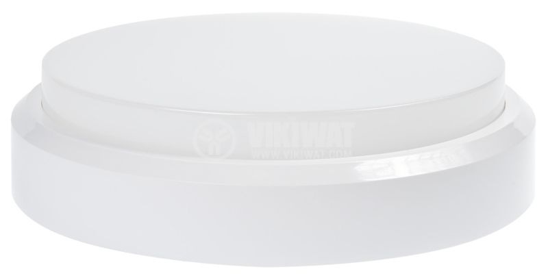 LED Ceiling light BULKHEAD, 18W, 220VAC, 1260lm, 6500K, IP54, BC16-00630 - 5