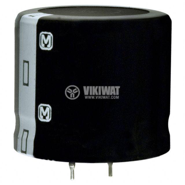 Кондензатор електролитен 35 V, 10000 µF, Ф35x26 mm