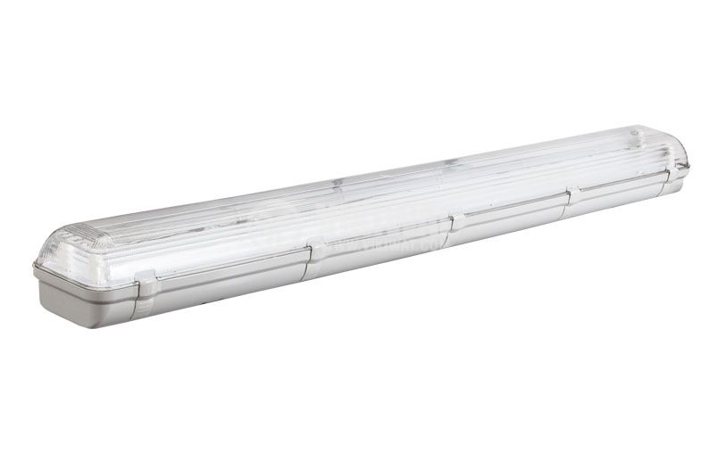 LED light fixture  E PLUS Pro LED 2x18W,IP65 - 2