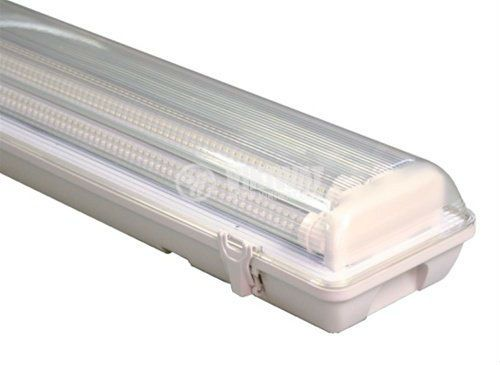 LED light fixture  E PLUS Pro LED 2x18W,IP65 - 1
