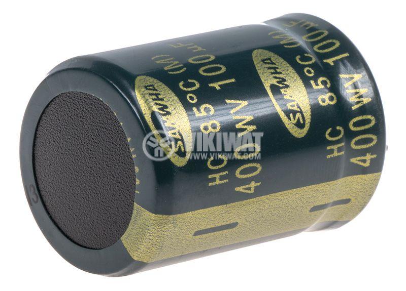 Електролитен кондензатор - 2