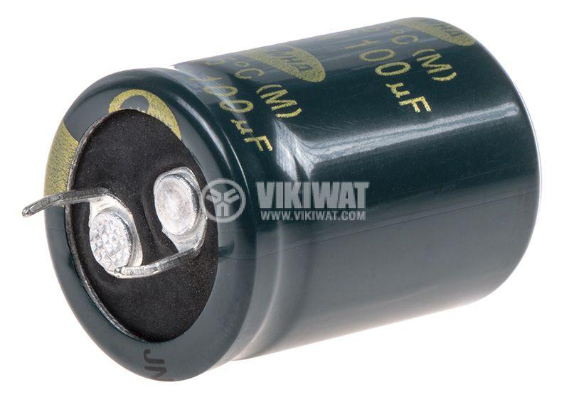 Електролитен кондензатор HC - 3
