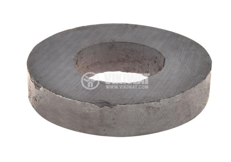 Магнит, тороидален,10OZ, 45x22x10mm - 1