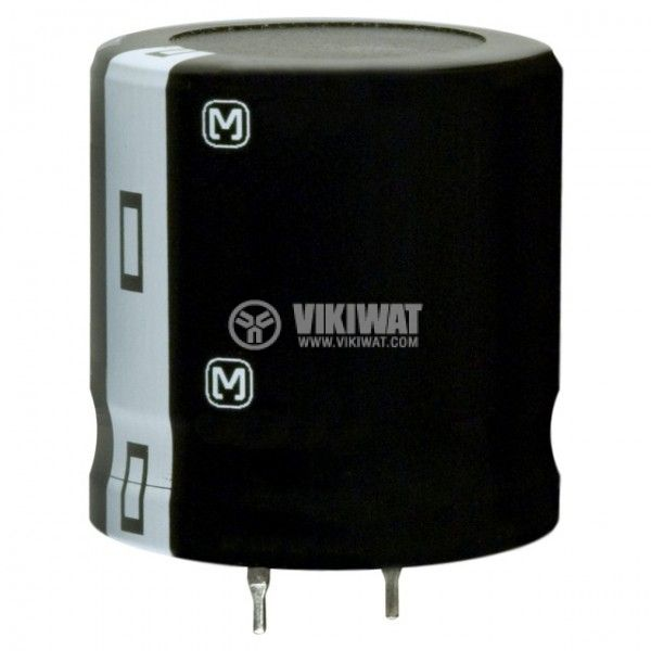 Кондензатор електролитен 450 V, 220 µF, Ф25x40 mm