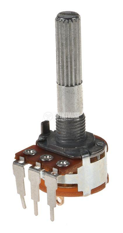 Потенциометър WH160AK-4-18T - 1