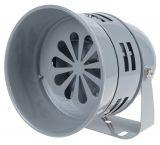 Motor siren MS290, 113 dB, 220 VAC, 53 W, metal