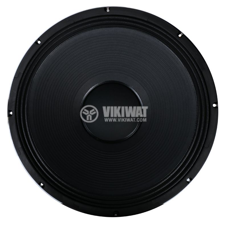Low frequency loudspeaker, SW-2650, 8Ohm, 100W, 15'' - 1